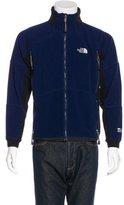 The North Face Fleece Logo Zip Sweater