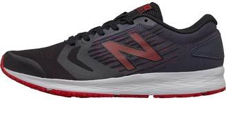 New Balance Mens Flash V3 Lightweight Speed Running Shoes Black/Red