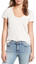 James Perse Women's Palm Tree Graphic Cotton Tee
