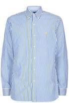 Ralph Lauren Bengal Stripe Poplin Shirt