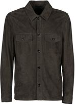 Tom Ford Suede Shirt