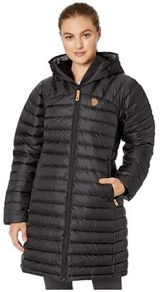 Fjallraven Snow Flake Parka (Black) Women's Coat