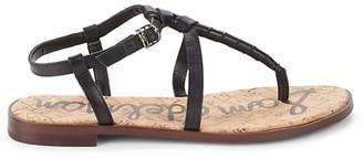 Sam Edelman Emmett Leather Thong Sandals