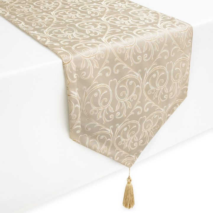 Waterford Anya Table Runner in Gold