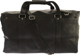 Piel Leather Extra Large Zip-Pocket Duffel 2997
