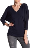 Velvet by Graham & Spencer Ellen V-Neck Dolman Tee