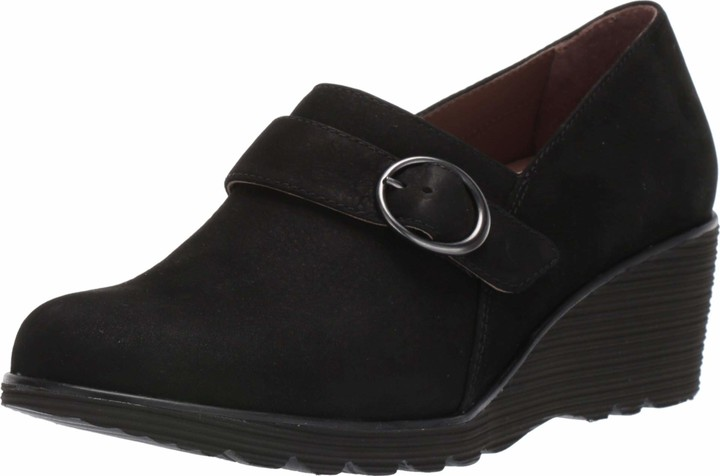 Thumbnail for your product : Dansko Women's Clio Black Wedge 11.5-12 M US