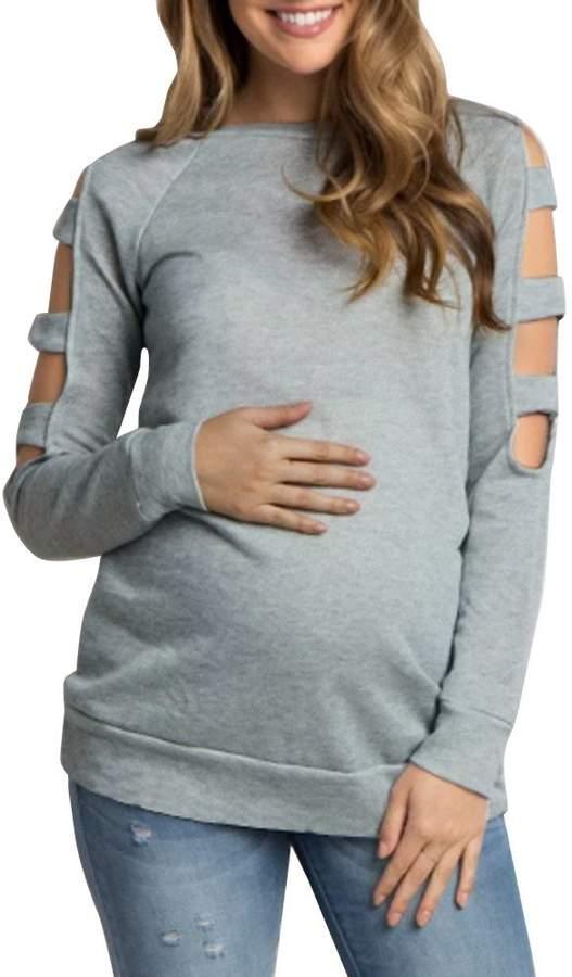 9b3b9c975e323 Long Blouse Maternity - ShopStyle Canada