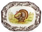 Spode Woodland Turkey 19-Inch Platter