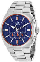 Armani Exchange Chronograph Collection AX1800 Men's Stainless Steel Watch