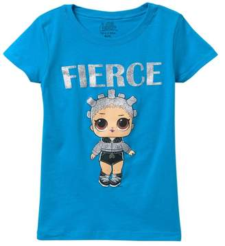 Freeze L.O.L Surprise! Fierce T-Shirt (Little Girls)