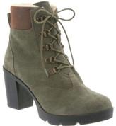 BearPaw Women's Marlowe Lace-Up Ankle Boot
