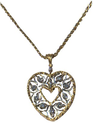 Buccellati Gold Yellow gold Necklaces