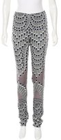 Mara Hoffman Abstract Print Leggings