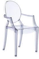 Kartell Louis Ghost Armchair - Ice Blue