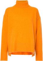 Le Ciel Bleu oversized knit sweater