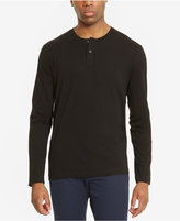 Kenneth Cole Reaction Men's Textured Henley