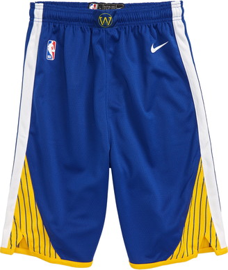 Nike NBA Golden State Warriors Athletic Shorts