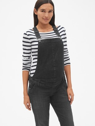 Gap Maternity Denim Overalls