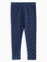 Splendid Little Girl Indigo Printed Legging