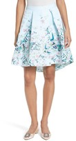 Ted Baker Women's Reylia High/low Skirt