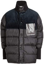 Marni Quilted Jacket with Down Filling