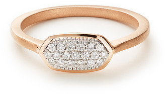 Kendra Scott Isa Pave Diamond Ring