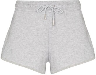 Ninety Percent Drawstring Organic Cotton Running Shorts