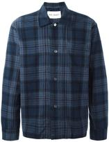 Our Legacy 'Box' plaid shirt