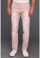 Scotch & Soda Gainsbourg Slim Fit Summer Chino Pant (Red/White) - Apparel