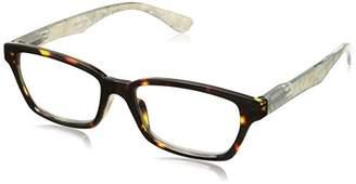 Peepers Unisex-Adult Stardust 2200250 Square Reading Glasses