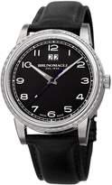 Bruno Magli Men's Dante 10.171001.SA Swiss Quartz Leather Strap Watch