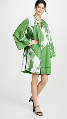 Bassike Motley Cotton Dress