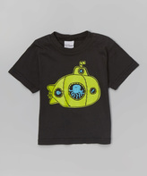 Flap Happy Octo Sub Classic Screen Tee - Infant Toddler & Boys