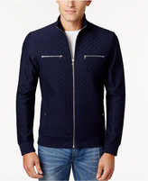 INC International Concepts Men's Achlis Quilted Knit Jacket, Only at Macy's