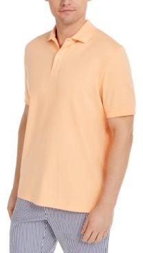 Club Room Men's Interlock Polo Shirt, Created for Macy's