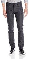 J. Lindeberg Men's Jay Mid-Rise Slim Fit 5-Pocket Jean