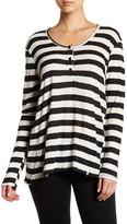Volcom Lived In Rib Henley Shirt