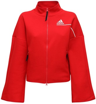adidas Zne Track Top W/ Flared Sleeves