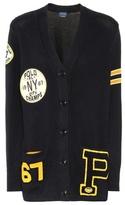 Polo Ralph Lauren Cotton cardigan with appliqués