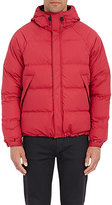 Aspesi MEN'S DOWN QUILTED JACKET-RED SIZE L