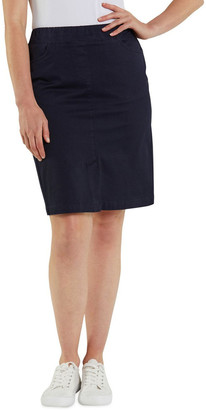 Yarra Trail Pull On Utility Skirt
