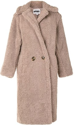 Apparis Daryna faux-shearling coat