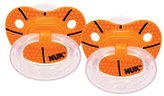 NUK Orthodontic Silicone Pacifier Sports Design (Basketball)