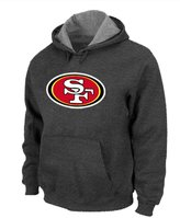 occoLi Men's San Francisco 49ers Sweatshirt Football Track Top Pullover Jacket M-XXXL