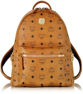 MCM Stark Small Cognac Backpack