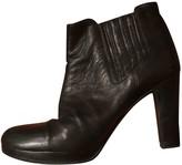 Agnã ̈S B. AgnAs B. Black Leather Boots