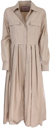 Bagutta beige dress
