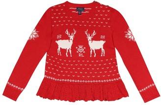 Polo Ralph Lauren Kids Intarsia sweater
