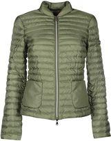 Peuterey Waterproof Jacket Opuntia Gb Model In Green